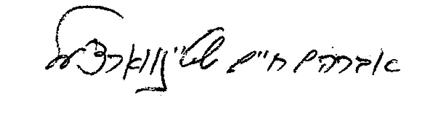 הרב אברהם חיים שטיינווארצעל